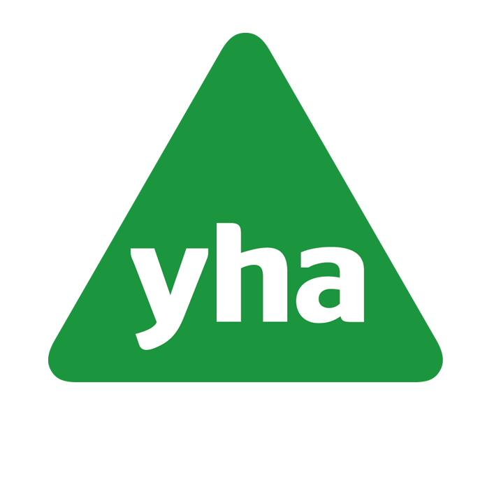 Logo de la société YHA