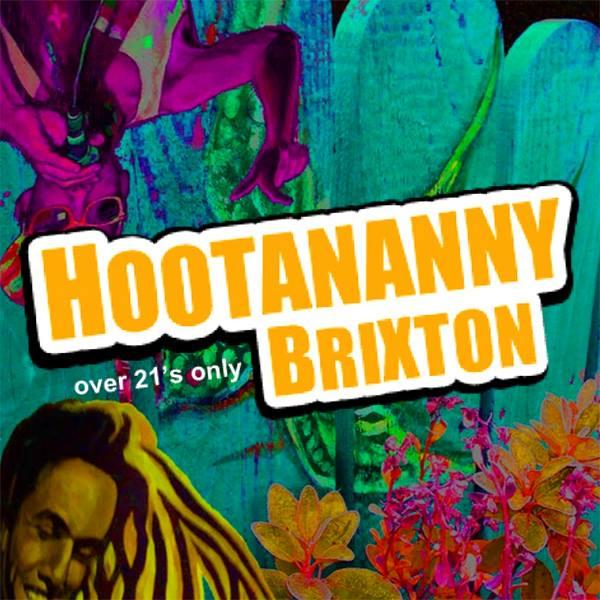 Logo de la société Hootananny Brixton