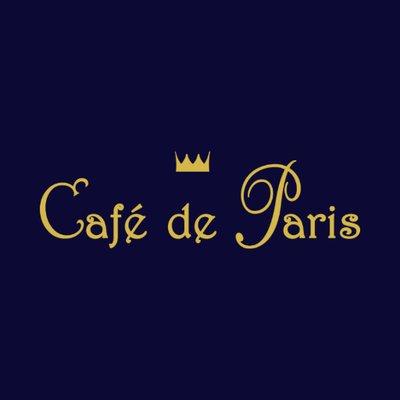 Logo de la société Café de Paris
