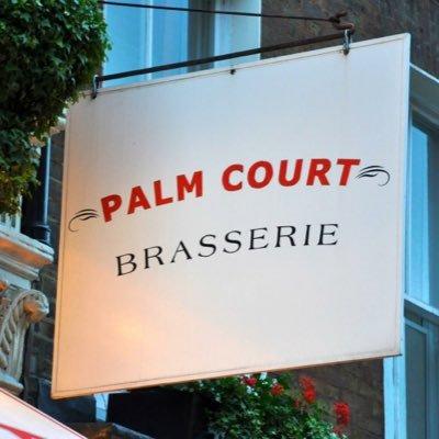 Logo de la société Palm Court Brasserie