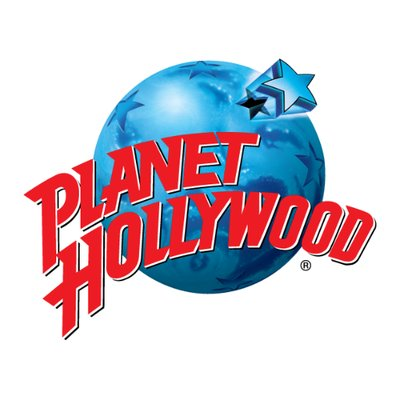 Logo de la société Planet Hollywood