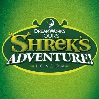 Logo de la société Shrek's Adventure! London