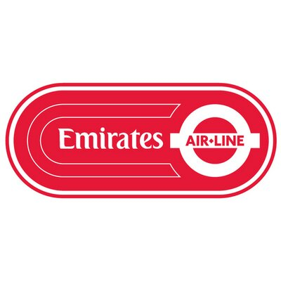 Logo de la société Emirates Air Line (Cable car)