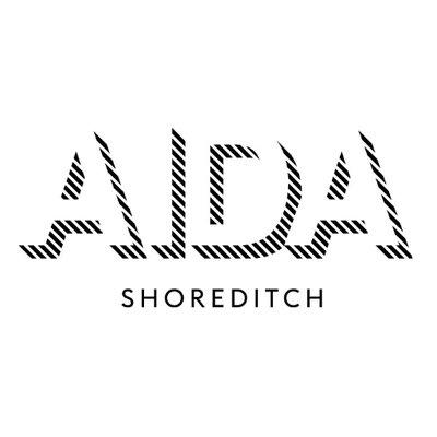 Logo de la société AIDA Shoreditch