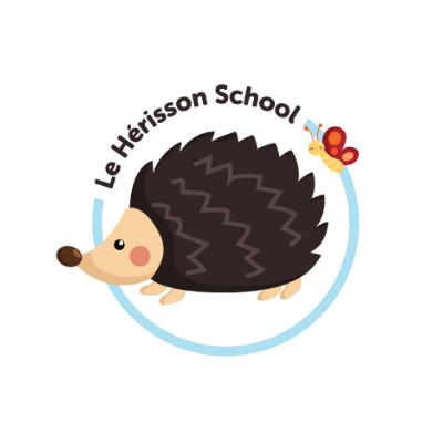 Logo de la société Le Herisson School