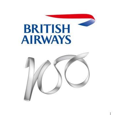 Logo de la société British Airways