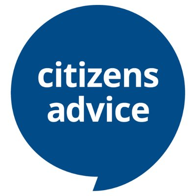 Logo de la société Citizens Advice