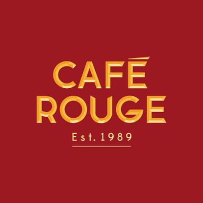 Logo de la société Café Rouge