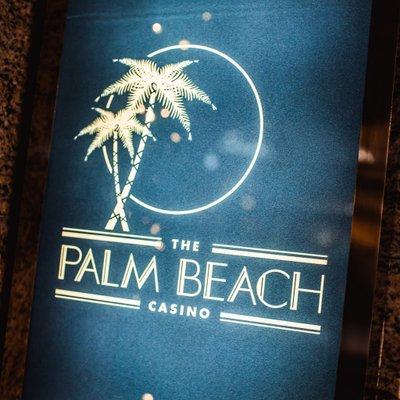 Logo de la société The Palm Beach Casino