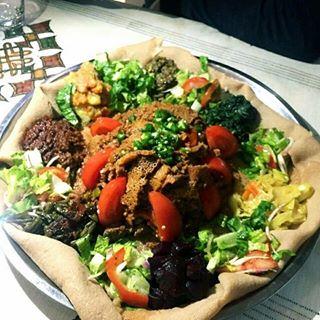Logo de la société Bisha eritrean Restaurant