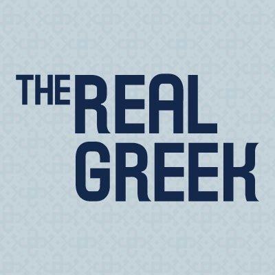 Logo de la société The Real Greek