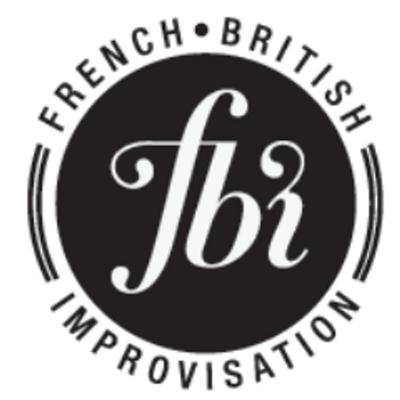 Logo de la société French British Improvisation (FBI)