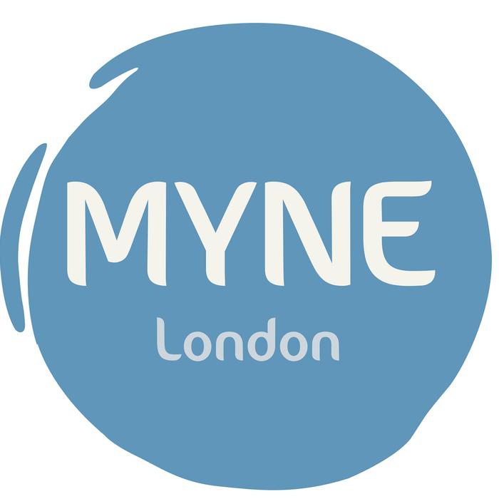 Logo de la société MYNE London