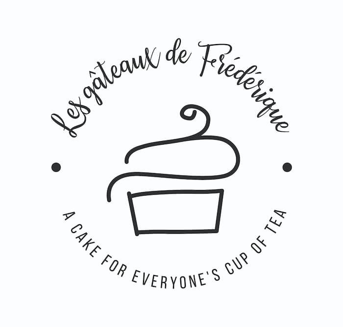 Logo de la société Les gâteaux de Frédérique