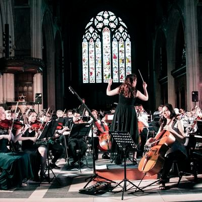 Logo de la société London Film Music Orchestra