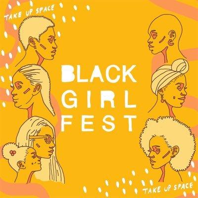 Logo de la société Black Girl Festival