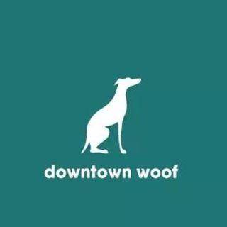 Logo de la société downtown woof