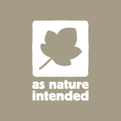 Logo de la société As Nature Intended