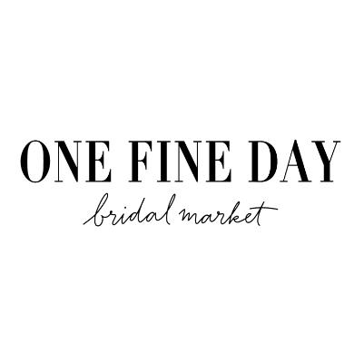 Logo de la société One Fine Day Bridal Market