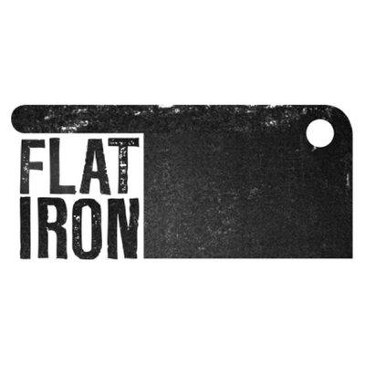 Logo de la société Flat Iron