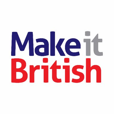 Logo de la société Make it British