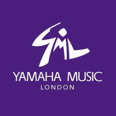 Logo de la société Yamaha Music London