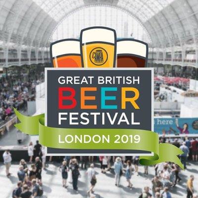 Logo de la société CAMRA's Great British Beer Festival
