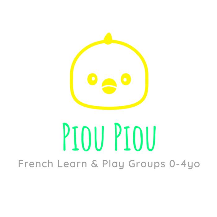 Logo de la société Piou Piou French Playgroup