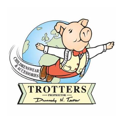 Logo de la société Trotters