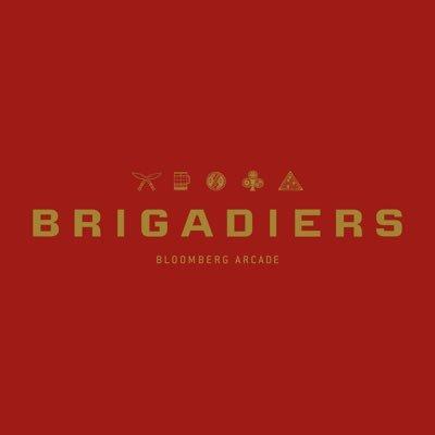 Logo de la société Brigadiers