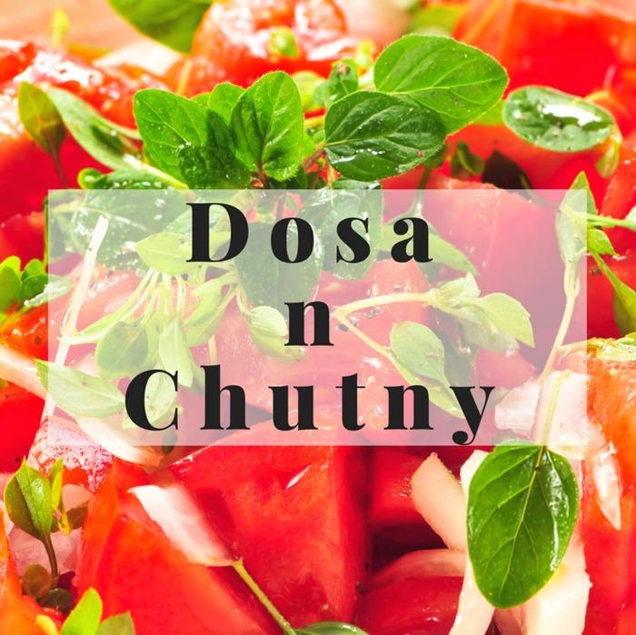 Logo de la société Dosa n Chutny