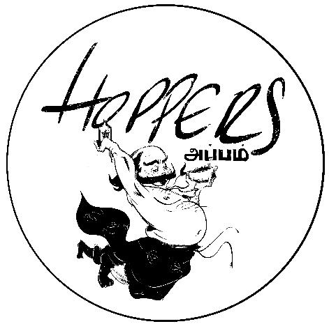 Logo de la société Hoppers