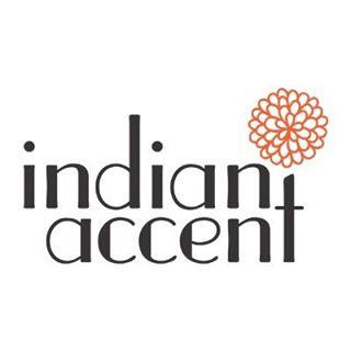 Logo de la société Indian Accent