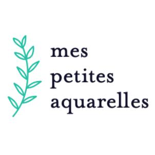 Logo de la société Mes petites aquarelles