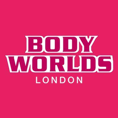 Logo de la société Body Worlds