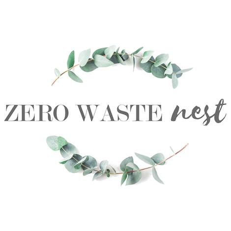 Logo de la société Zero Waste Nest