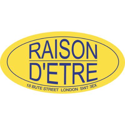 Logo de la société Raison D'etre
