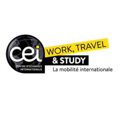 Logo de la société  CEI - Work, Travel & Study