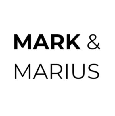Logo de la société Mark & Marius
