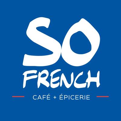Logo de la société SO FRENCH Café + Épicerie
