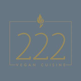 Logo de la société 222 Vegan Cuisine