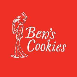 Logo de la société Ben's Cookies