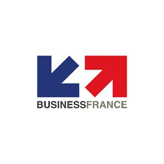Logo de la société Business France