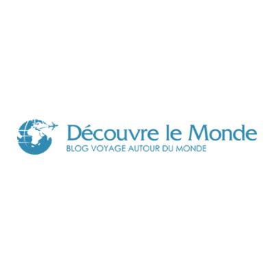 Logo de la société Découvre le Monde