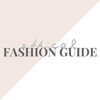 Logo de la société Ethical Fashion Guide