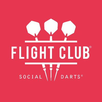 Logo de la société Flight Club Darts