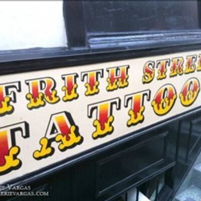 Logo de la société Frith Street Tattoo