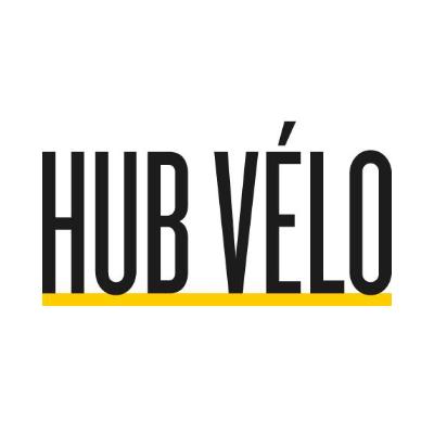 Logo de la société Hub Vélo