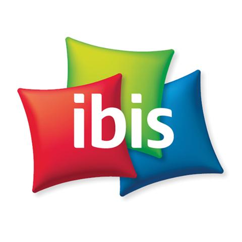 Logo de la société ibis