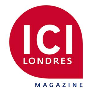 Logo de la société Ici Londres